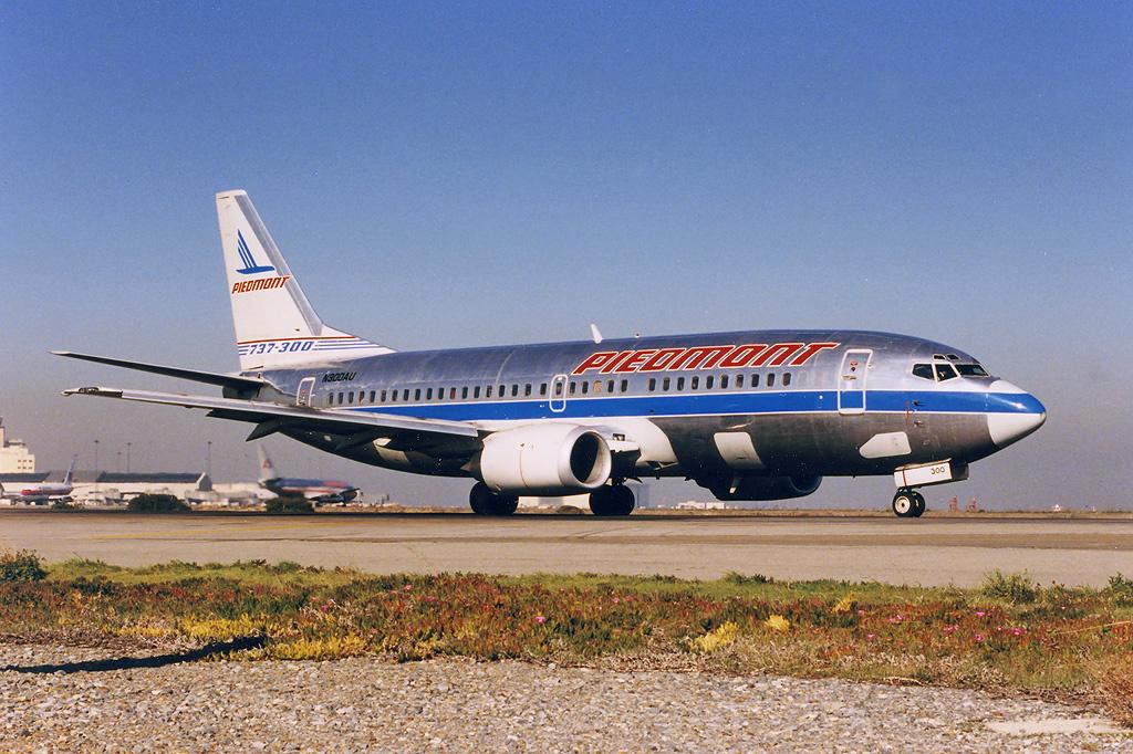 Piedmont Airlines Wikip 233 Dia