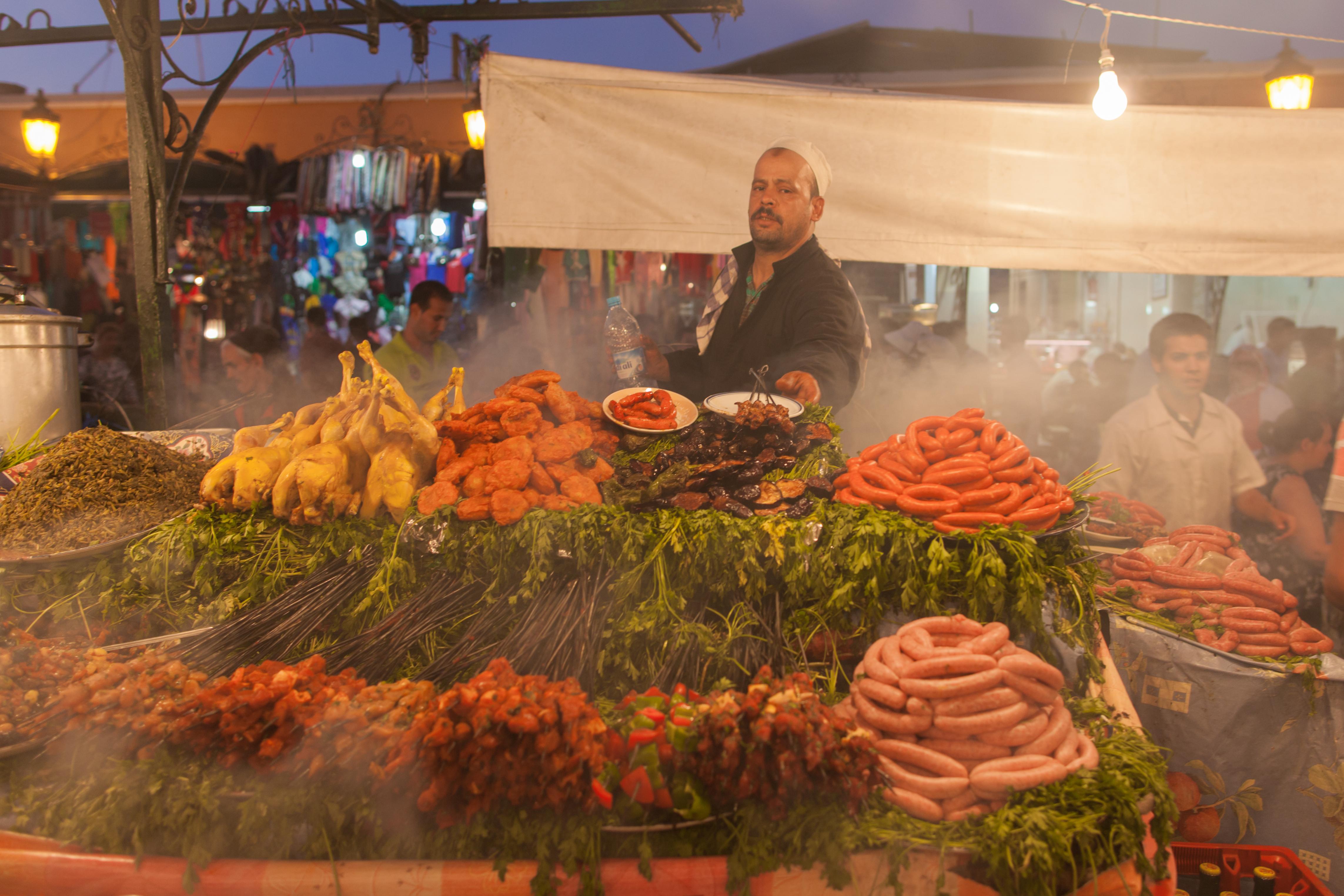 File Place Jemaa El Fna Aicha N 1 Marrakech Morocco
