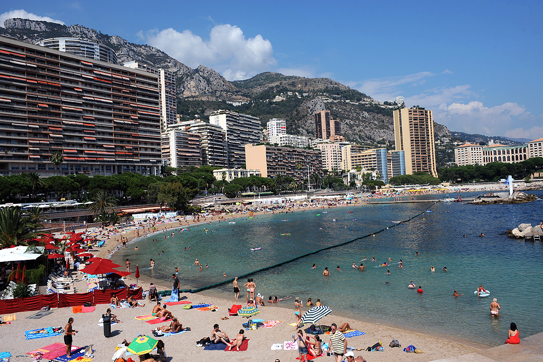 Image result for Larvotto Beach monte carlo