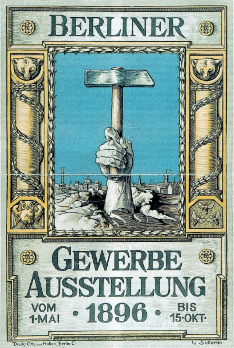 Great industrial exposition of berlin wikipedia