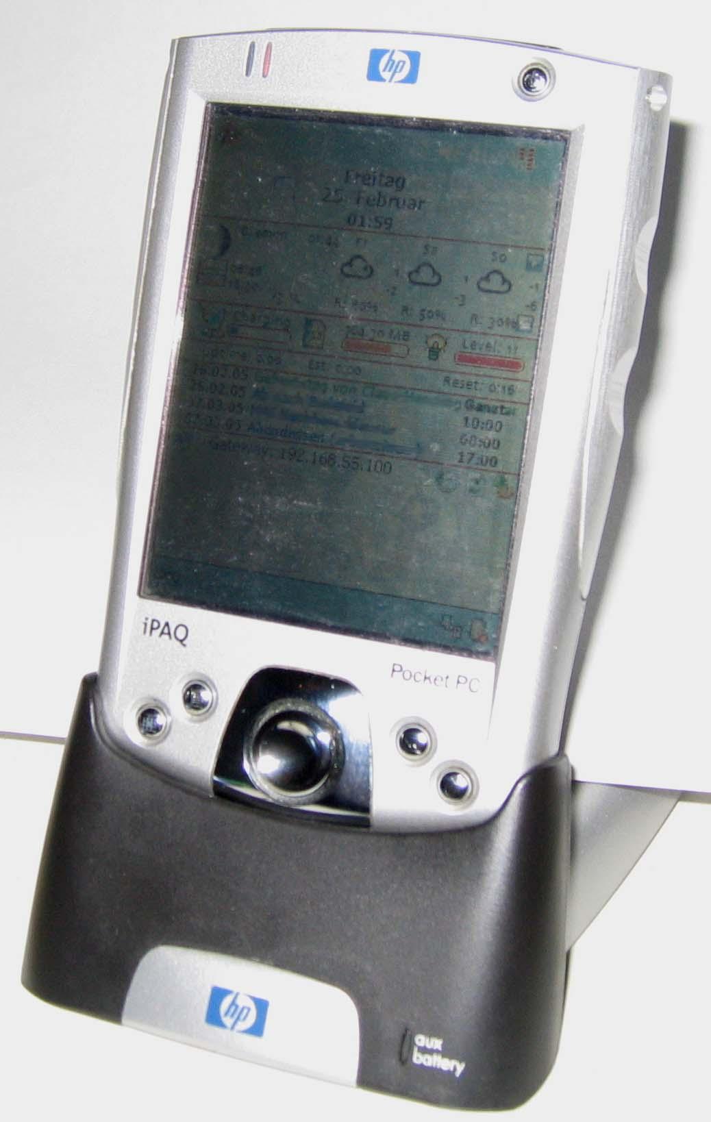 Pocket pc 2003 hp ipaq инструкция скачать