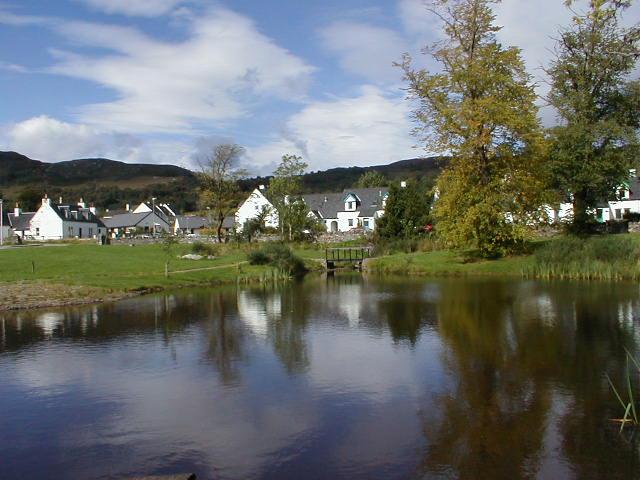 File:Pond in Balmacara Square - geograph.org.uk - 129401.jpg