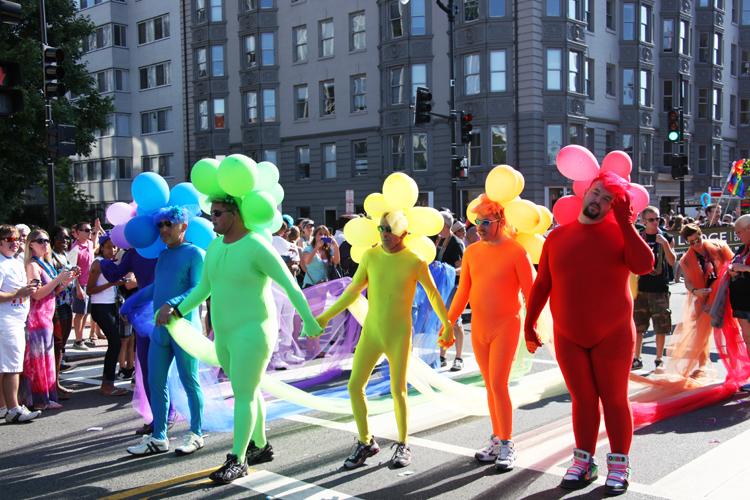 Bud light is selling beer in rainbow bottles in june to celebrate pride month