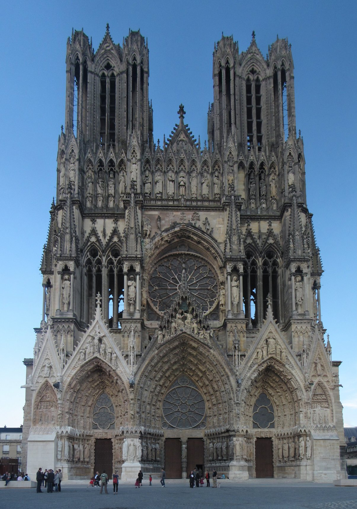 Reims Travel Guide At Wikivoyage