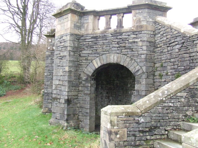 Remains of Grizedale Hall - geograph.org.uk - 437585