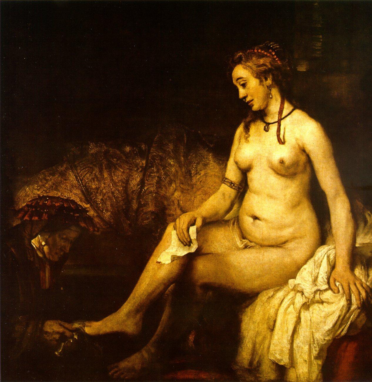 Qual a pintura que mais toca o seu coração ? Rembrandt_Bathsheba_in_het_bad%2C_1654