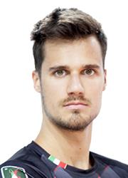 Renan Buiatti Brazilian volleyball player