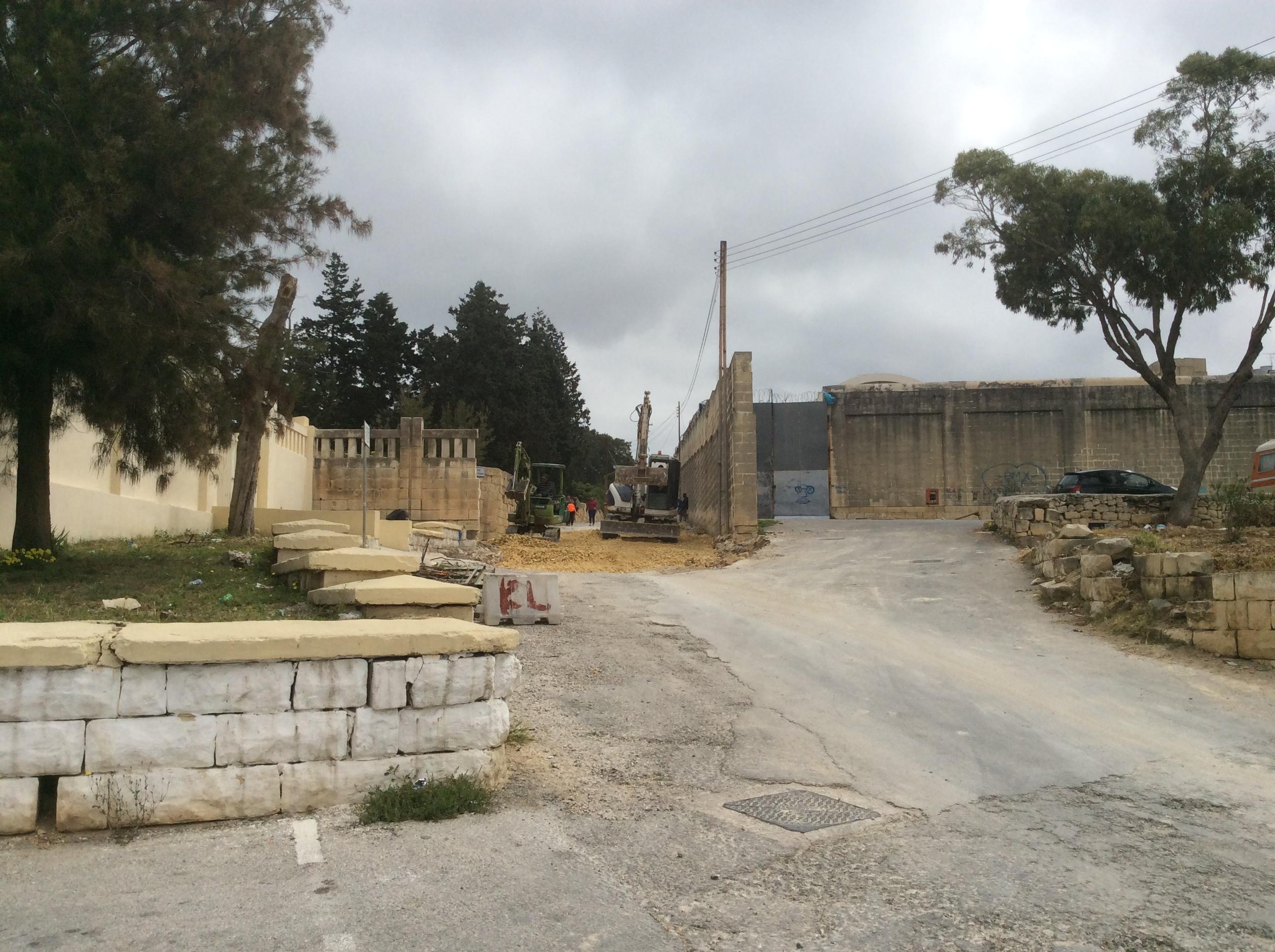 Renovation of the Mediterranean Garden in Paola.jpg English: Mediterranean Garden Date 25 March 2017, 11:26:33 Source Own work Author Continentaleurope