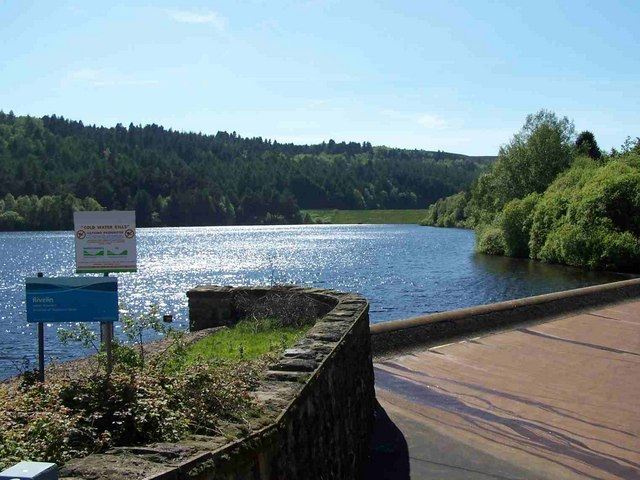Rivelin Lower Reservoir - geograph.org.uk - 180062