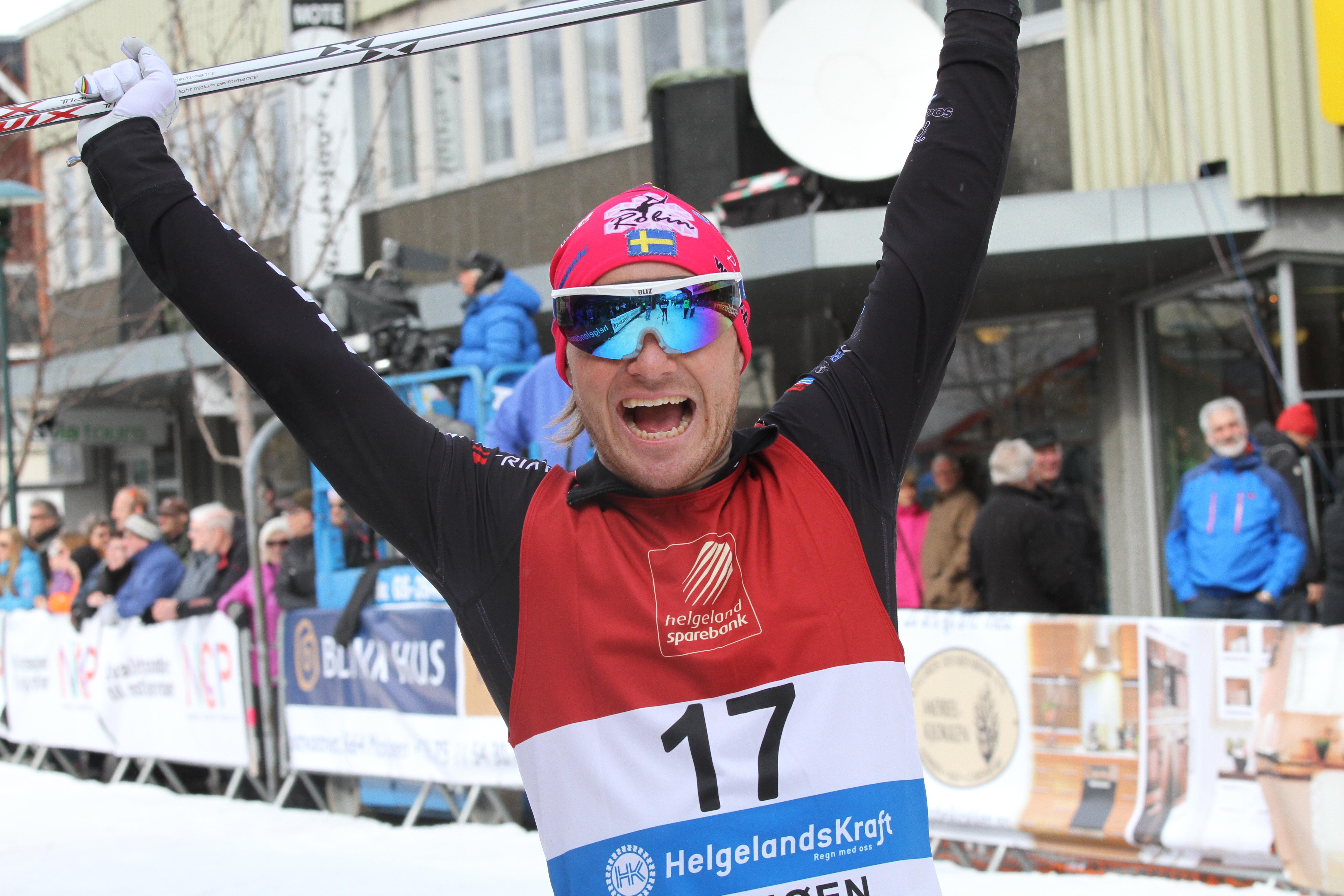 svenska idrottare med diabetes