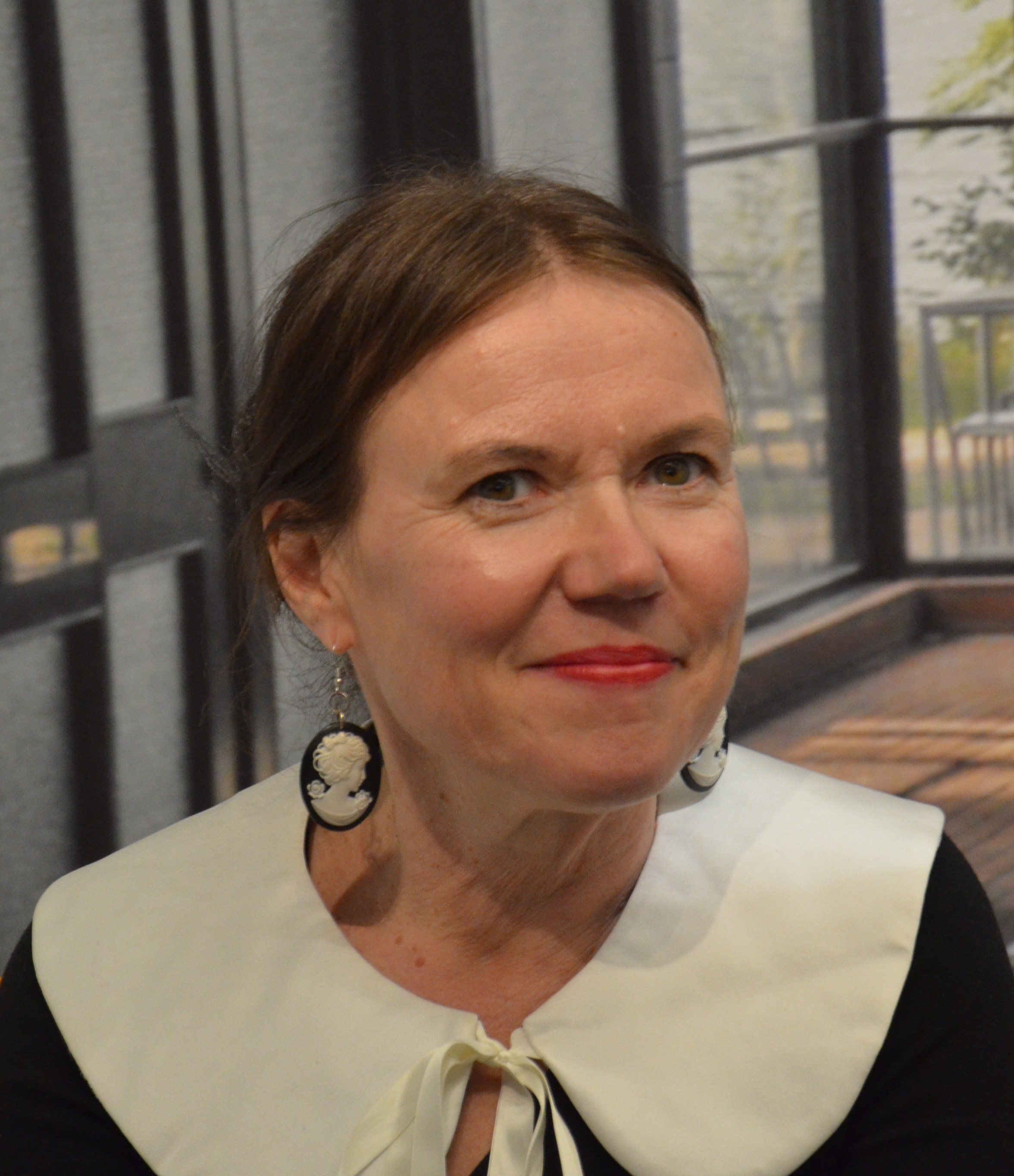 Image of Rosa Liksom from Wikidata