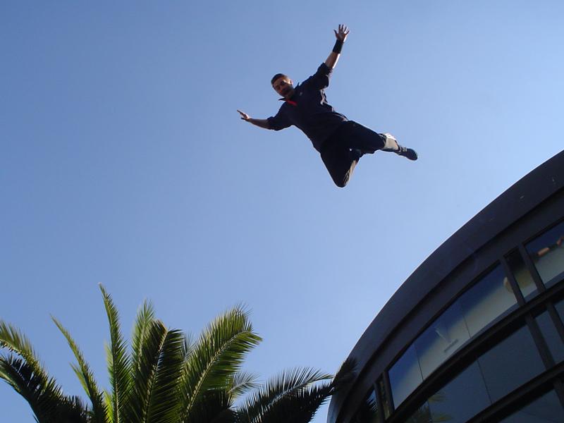 Movie Stunts