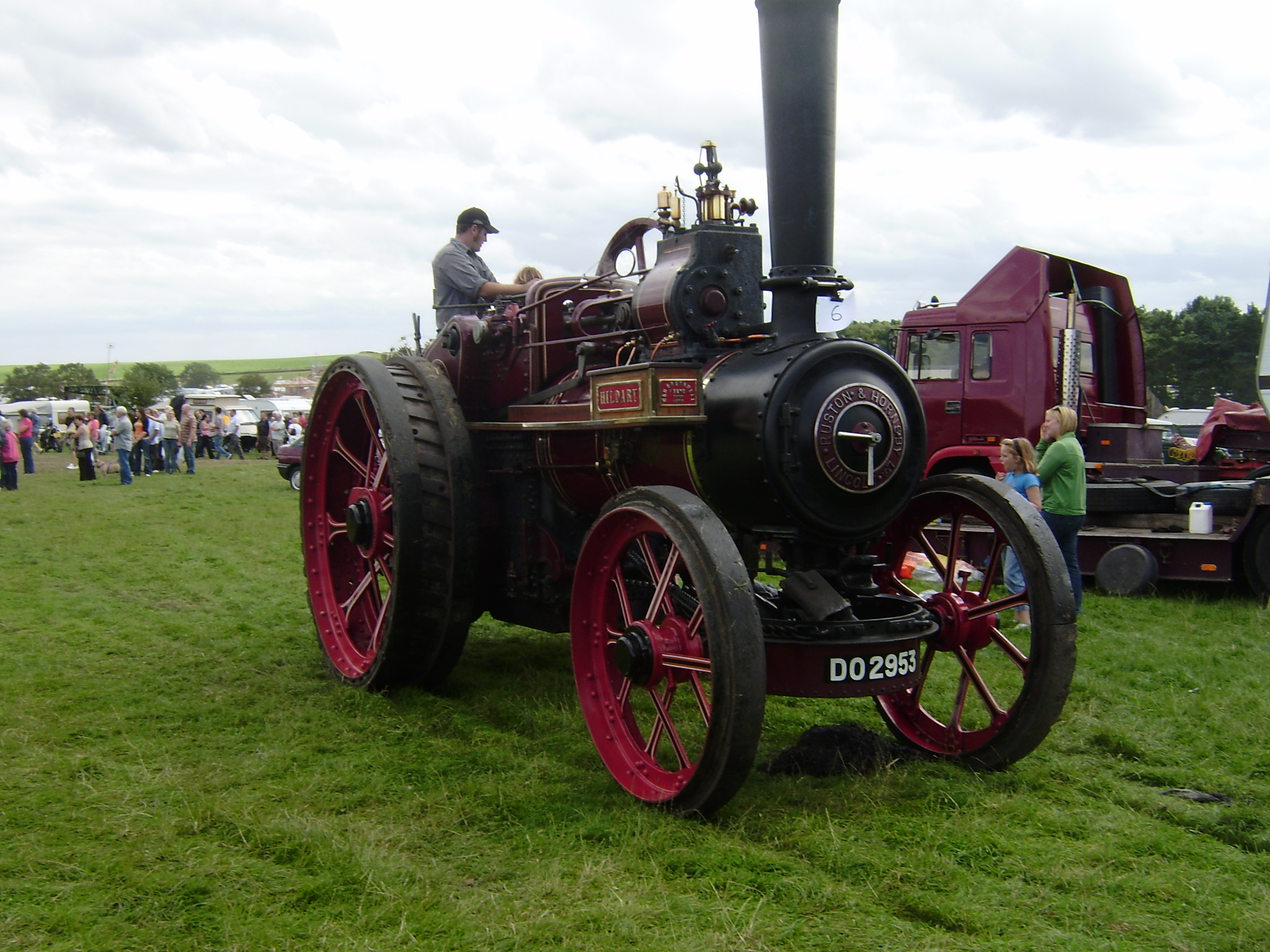 Ruston Hornsby Stationary Engines
