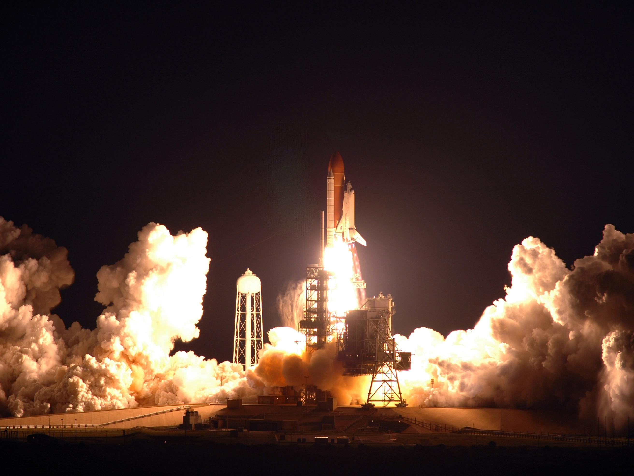 Image result for sts-123 launch