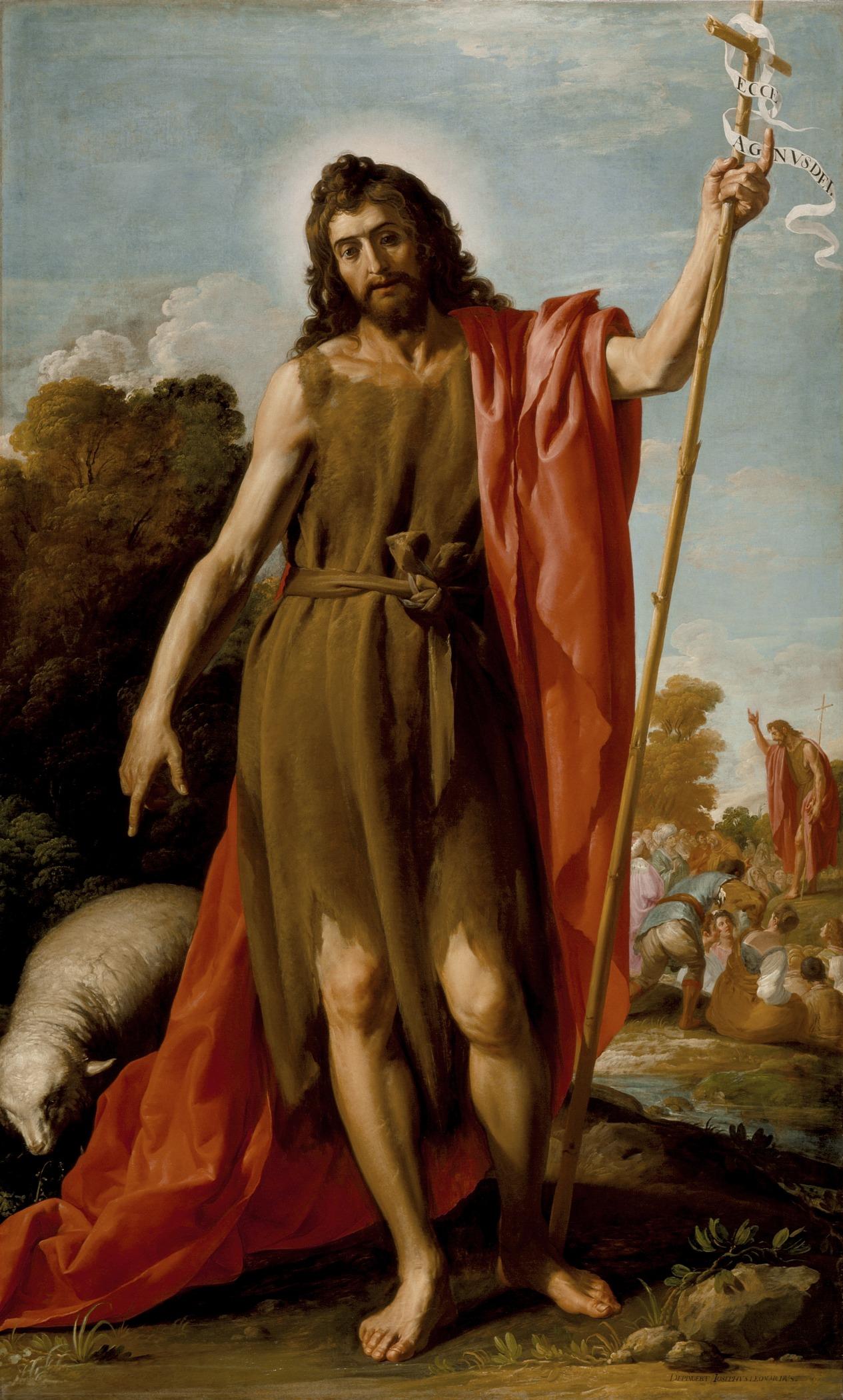 Image result for st john the baptist
