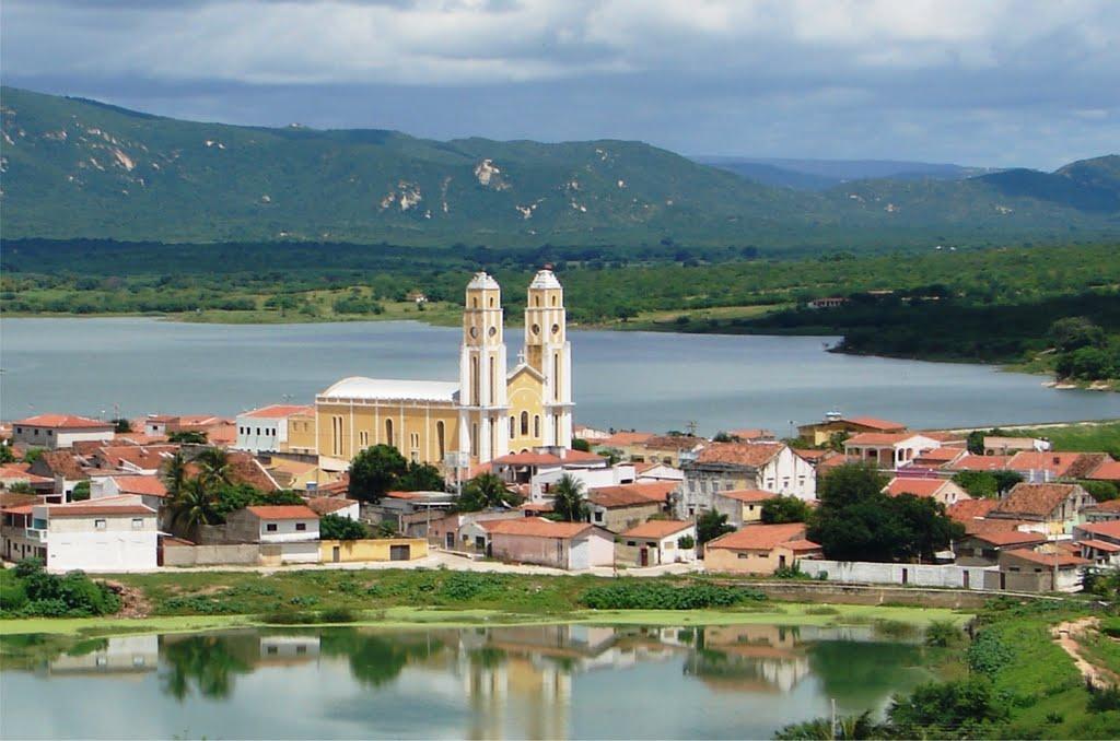 Resultado de imagem para fotos da cidade de santa luzia  no estado da paraiba