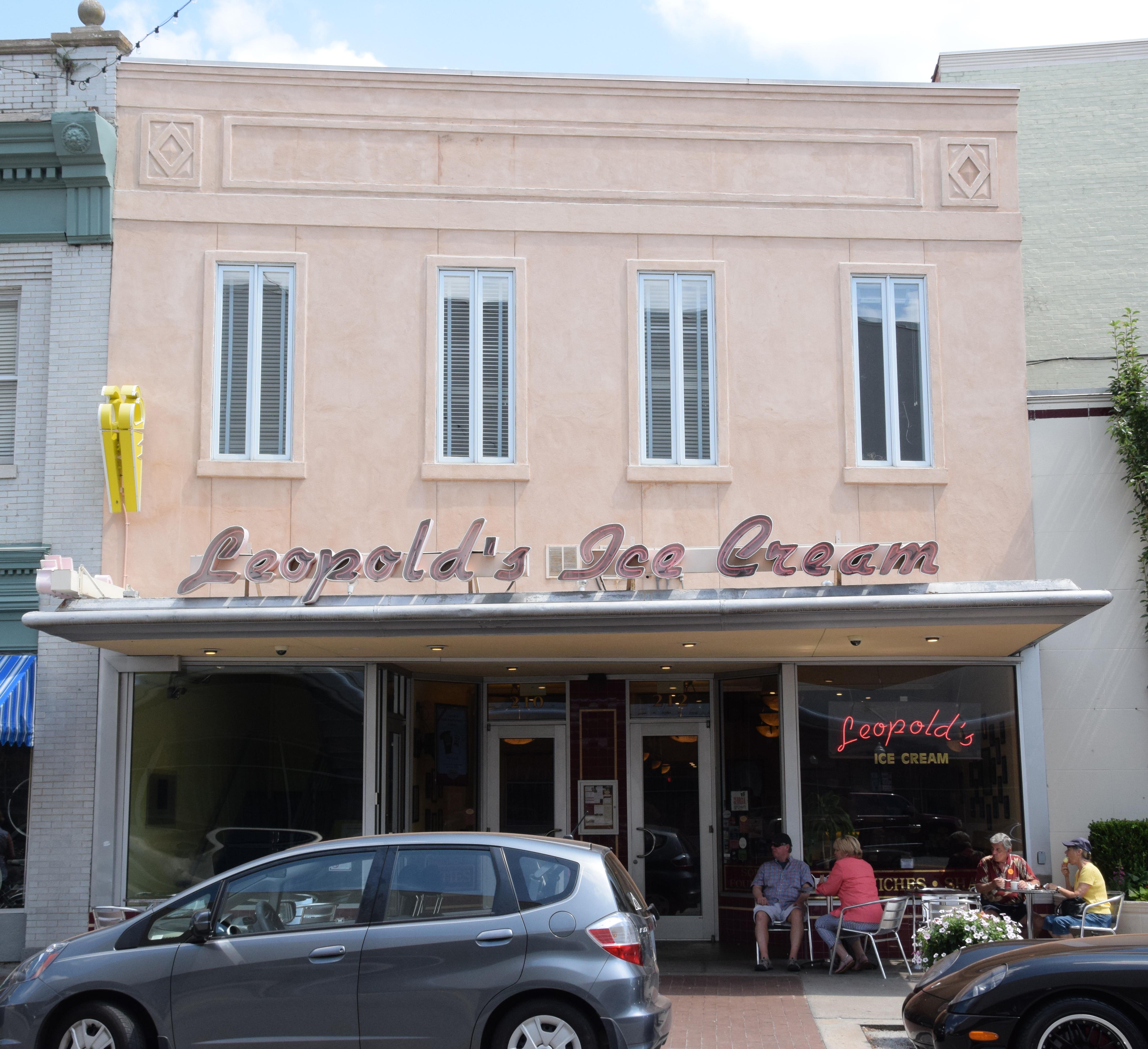 Savannah, GA USA Leopold's Ice Cream.JPG