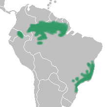 Scuticaria distribution map.png