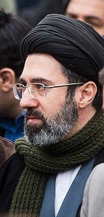 سید مجتبی خامنهای - ویکیپدیا، دانشنامهٔ آزاد