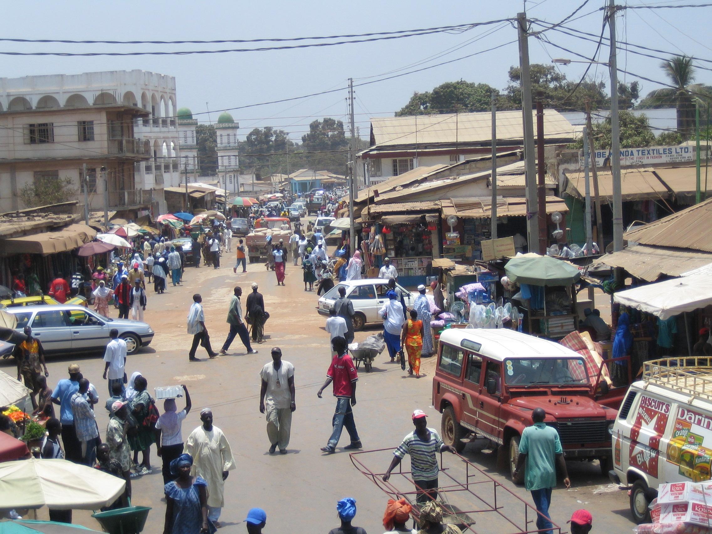 Serekunda City