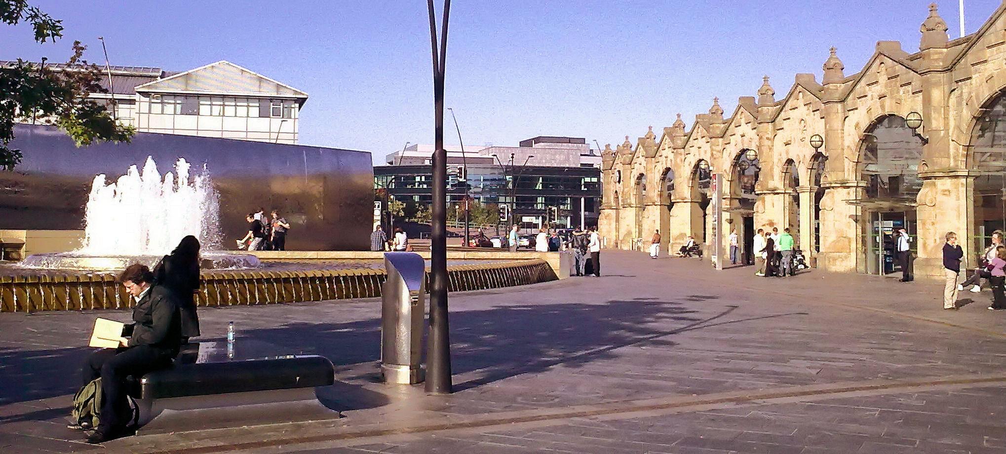 File Sheffield Station Sheaf Wikimedia Commons