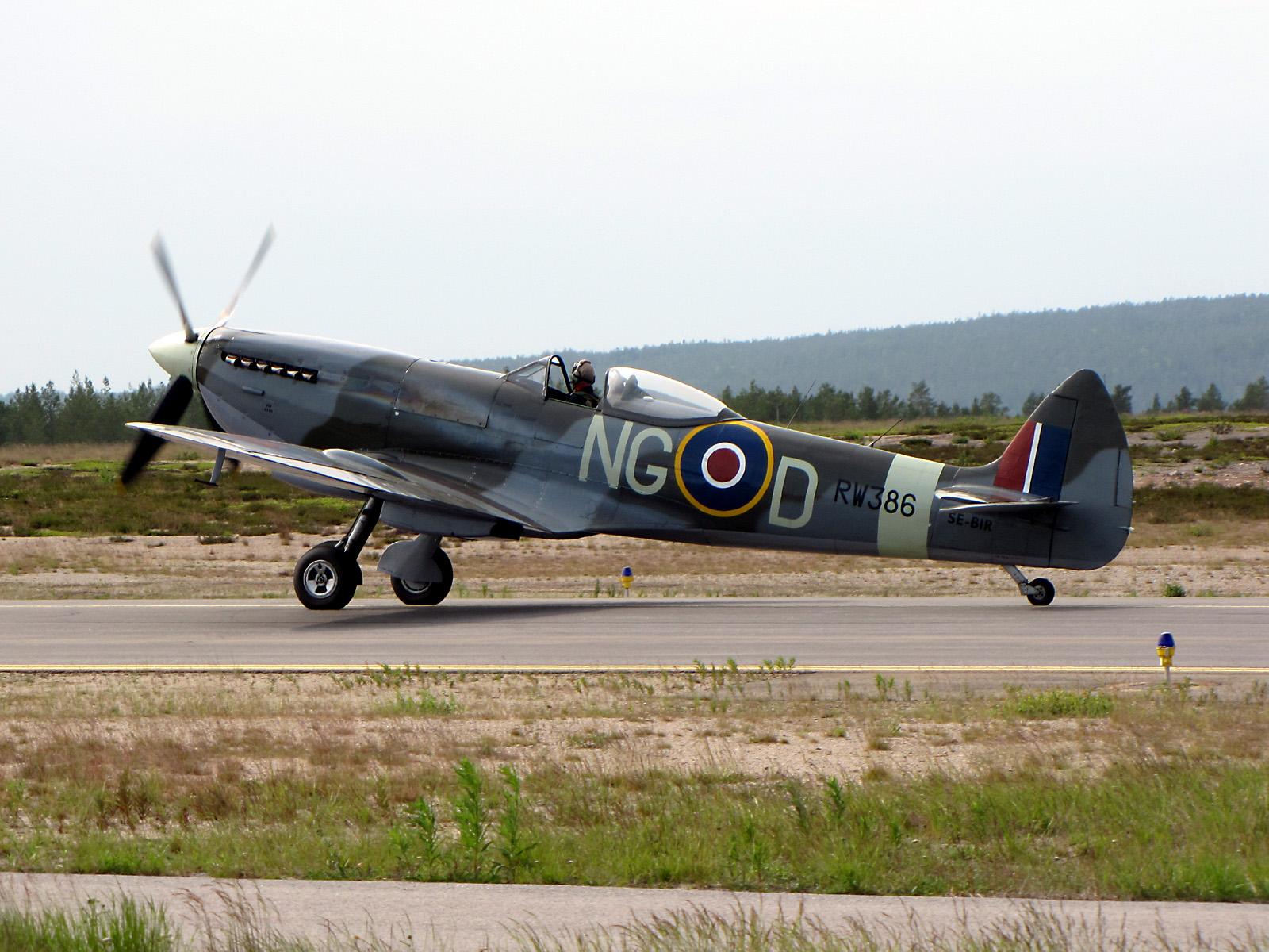 List of surviving Supermarine Spitfires   Military Wiki ...