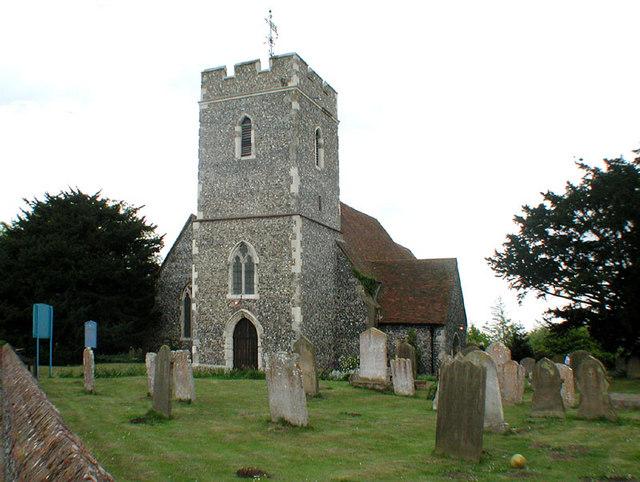 St Bartholomew, Bobbing, Kent - geograph.org.uk - 324733