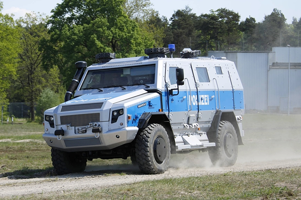 Survivor R in Police configuration.jpg
