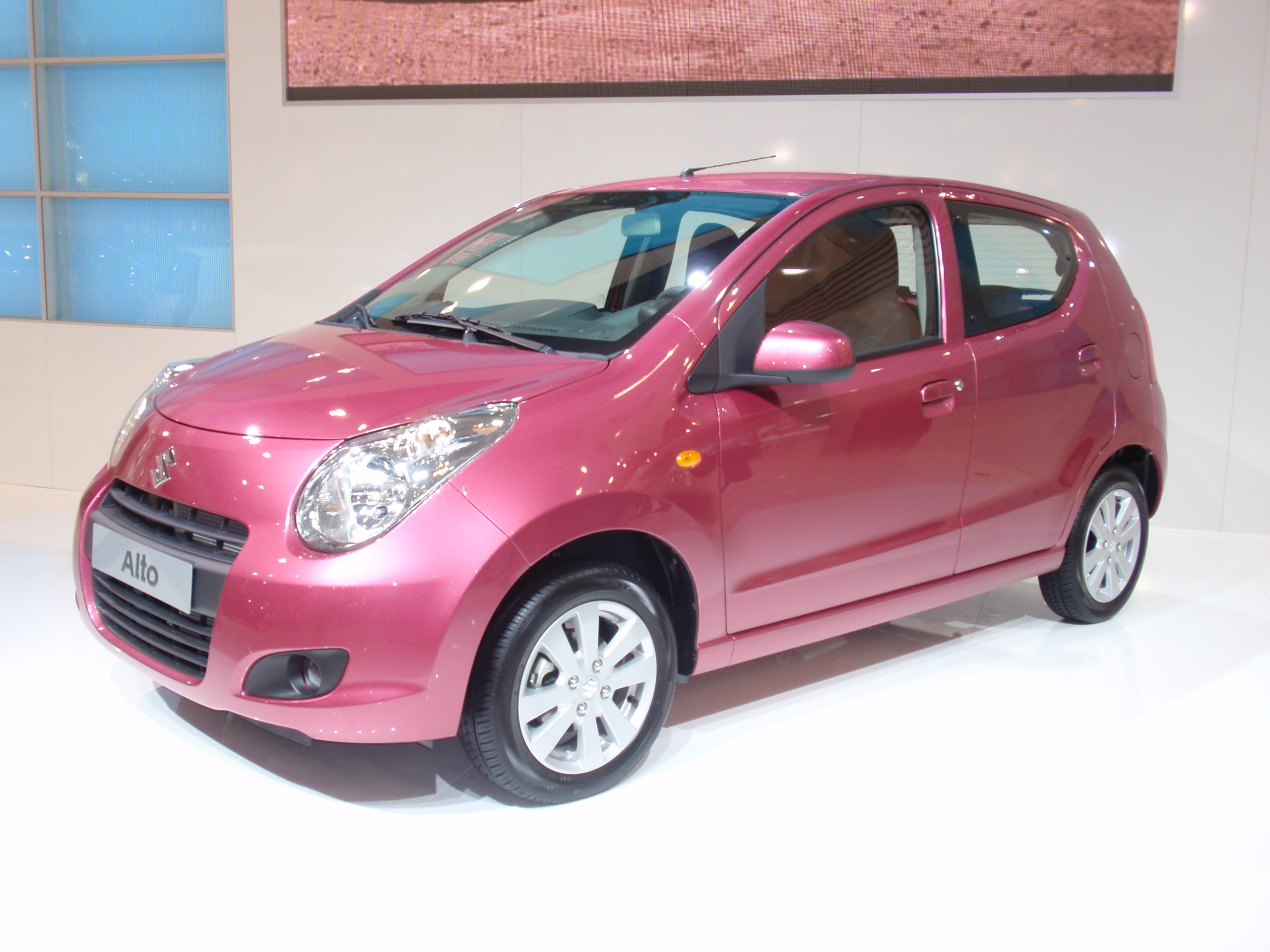 File Suzuki Alto 2008 001 Jpg Wikimedia Commons