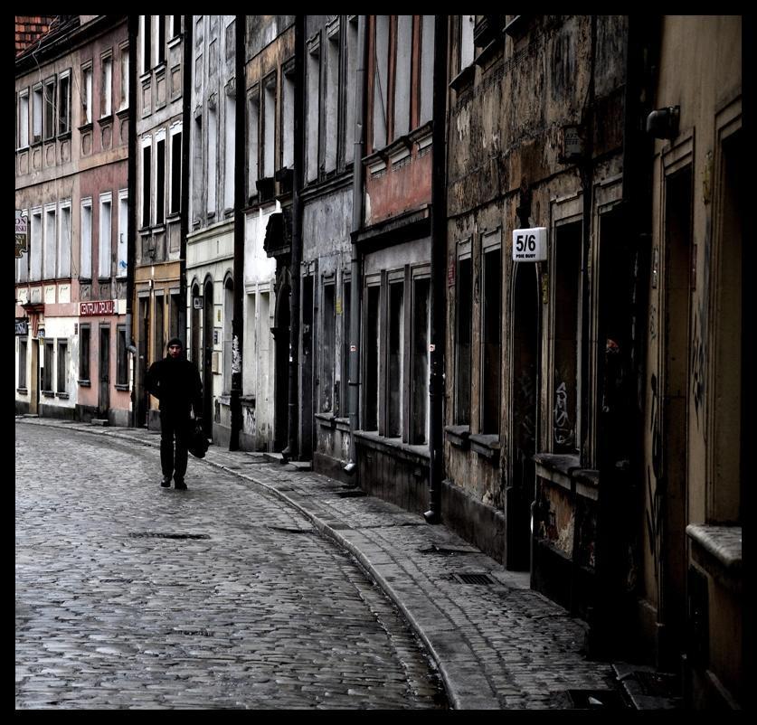 Ulica Psie Budy we Wrocławiu