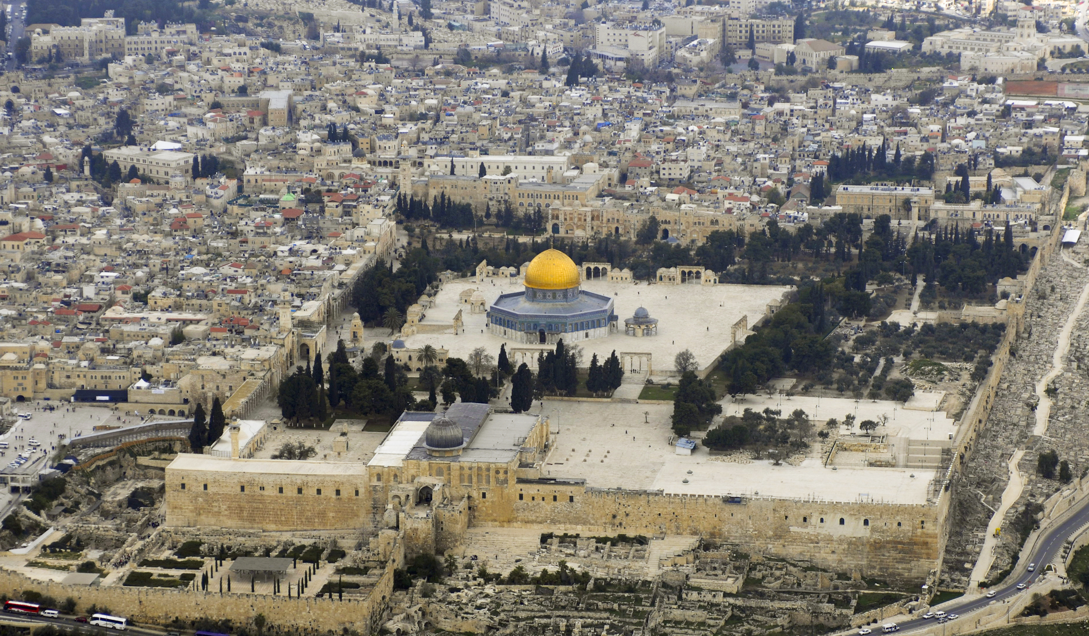 File:Temple Mount (Aerial view, 2007) 01.jpg - Wikimedia Commons