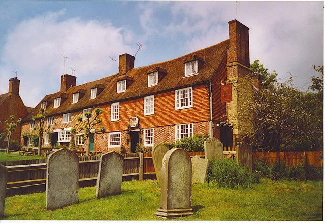 The Crown Inn, Groombridge. - geograph.org.uk - 170981