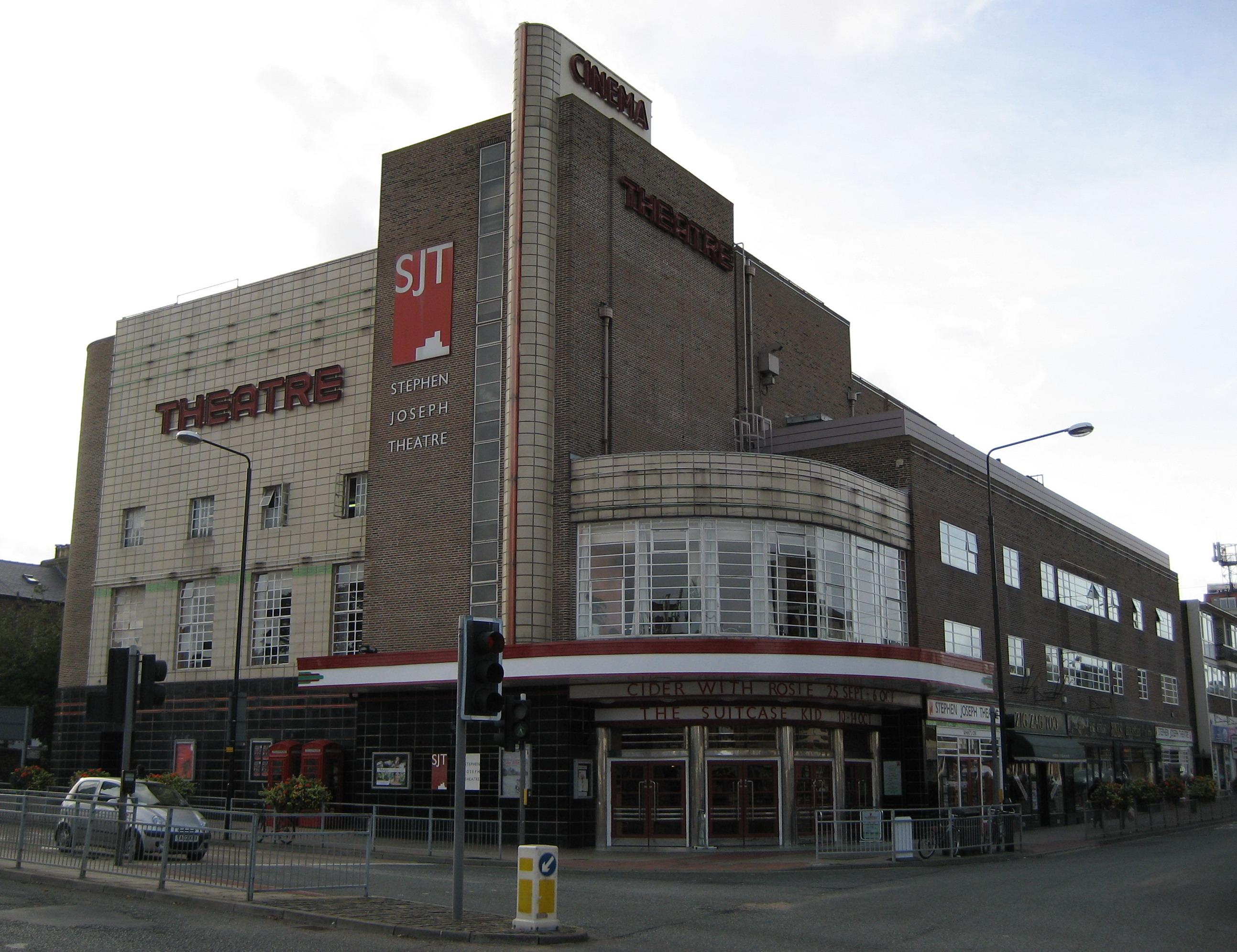 The Stephen Joseph Theatre in Scarborough.jpg