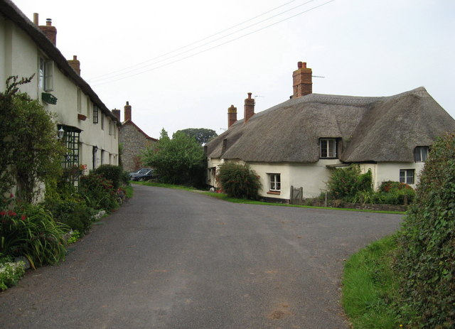 The village of East Quantoxhead - geograph.org.uk - 1195735