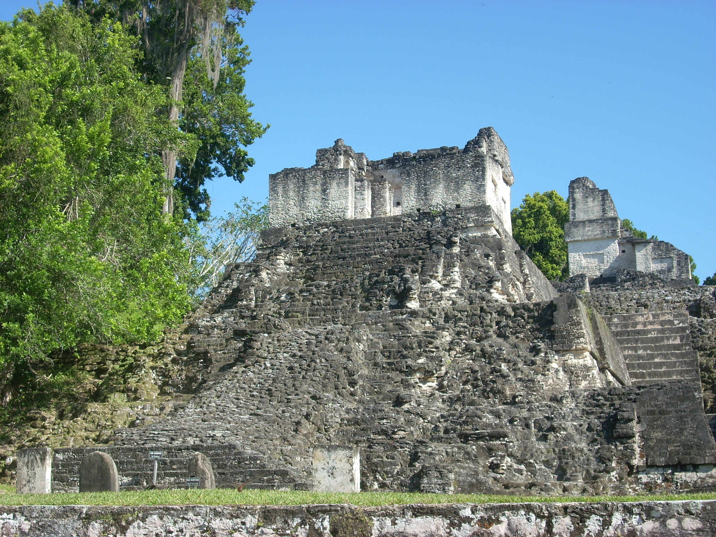 Image result for Tikal Temple at Tikal