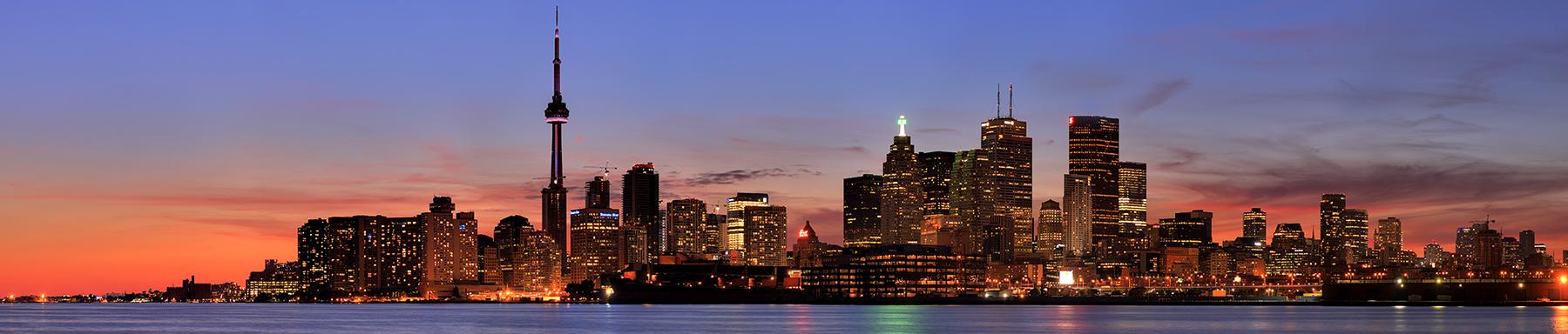 Toronto skyline by Martin St-Amant (CC BY-SA 3.0)