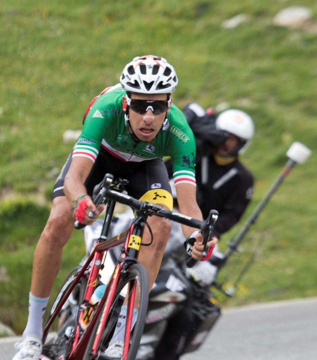 Aru At The  Tour De France