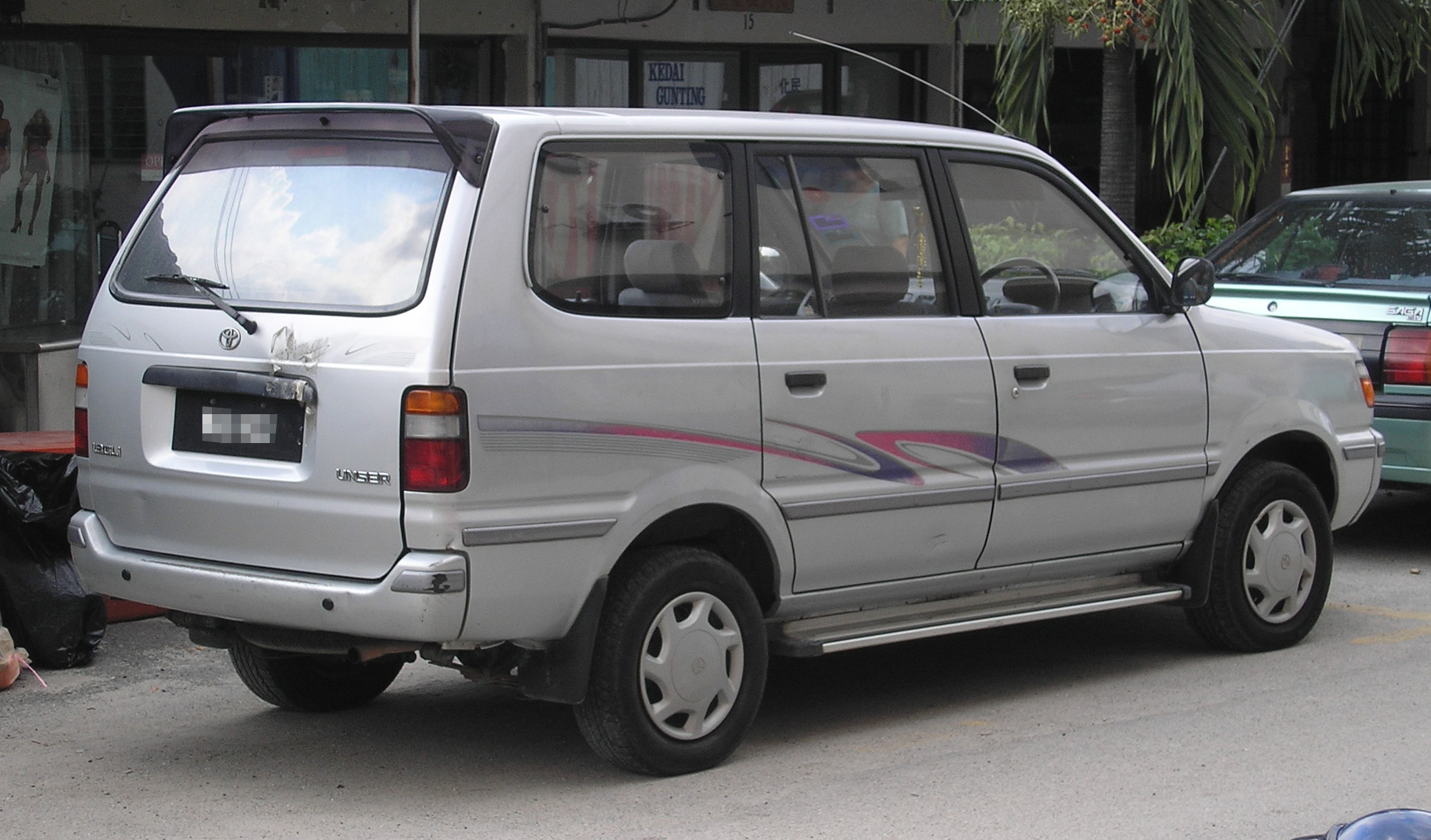 Toyota Kijang Wikipedia 91 Camry Fuse Box Unser Pre Facelift Malaysia