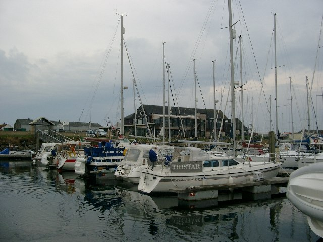 File:Troon Yacht haven - geograph.org.uk - 50700.jpg