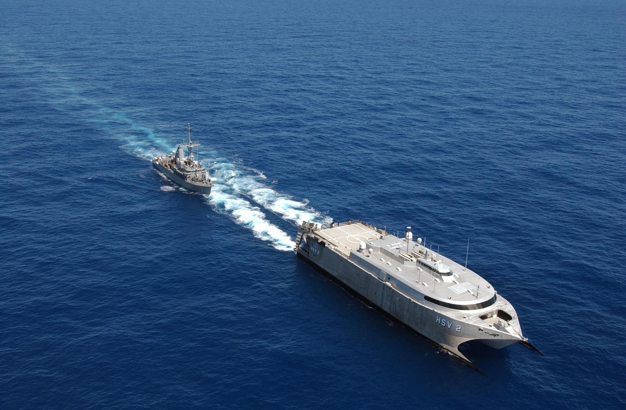 ملف:US Navy 040710-N-6551H-144 The High Speed Vessel (HSV) 2