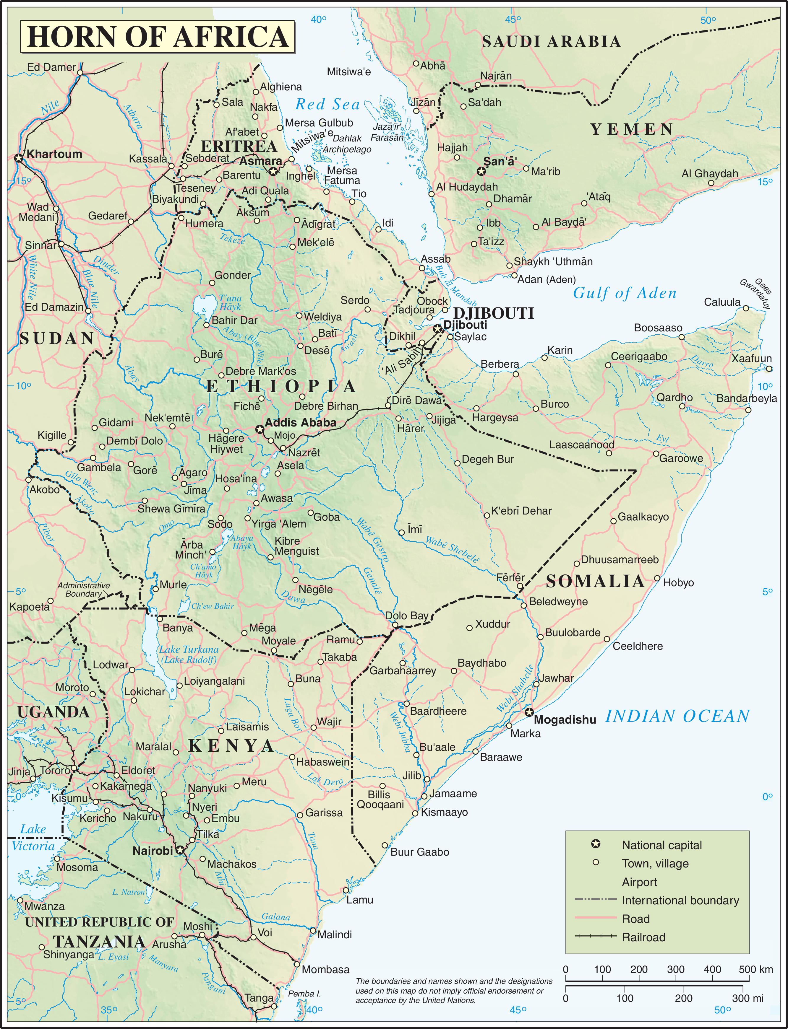 FileUnhornofafricareliefpng Wikimedia Commons - Horn of africa map
