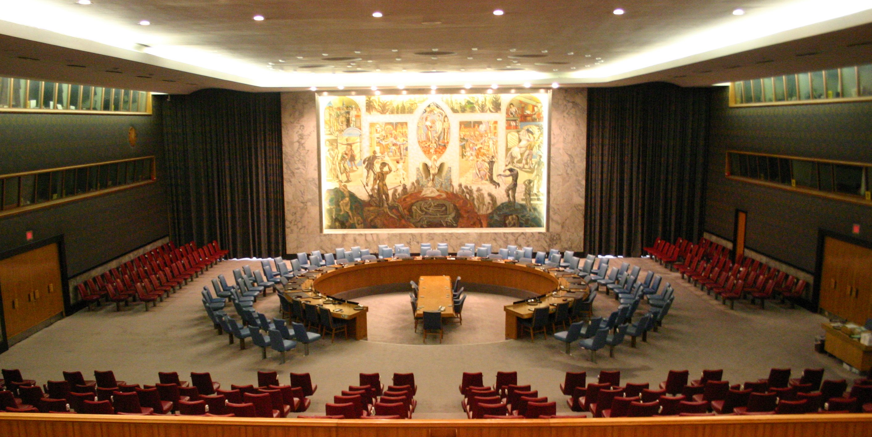 Reform of the United Nations Security Council - Wikipedia