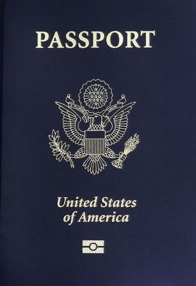 United States passport - Wikipedia