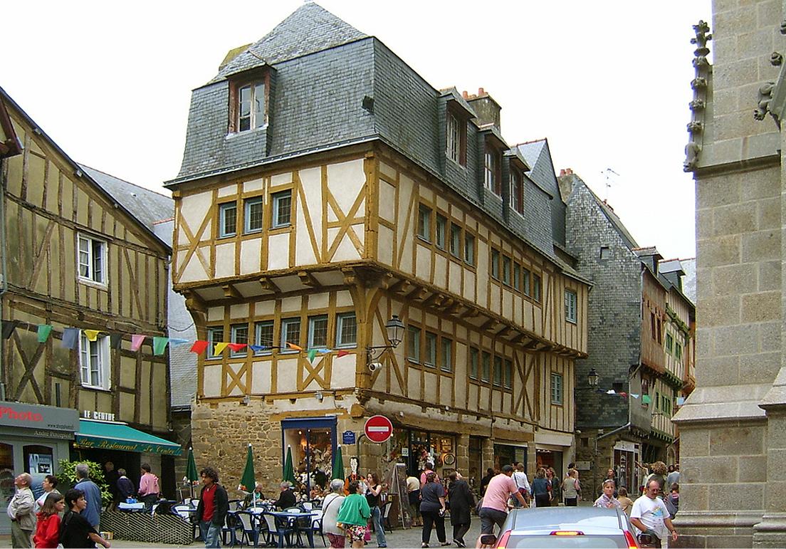 Hotel France Vannes