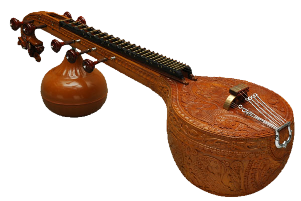 Veena - an instrument used in classical music