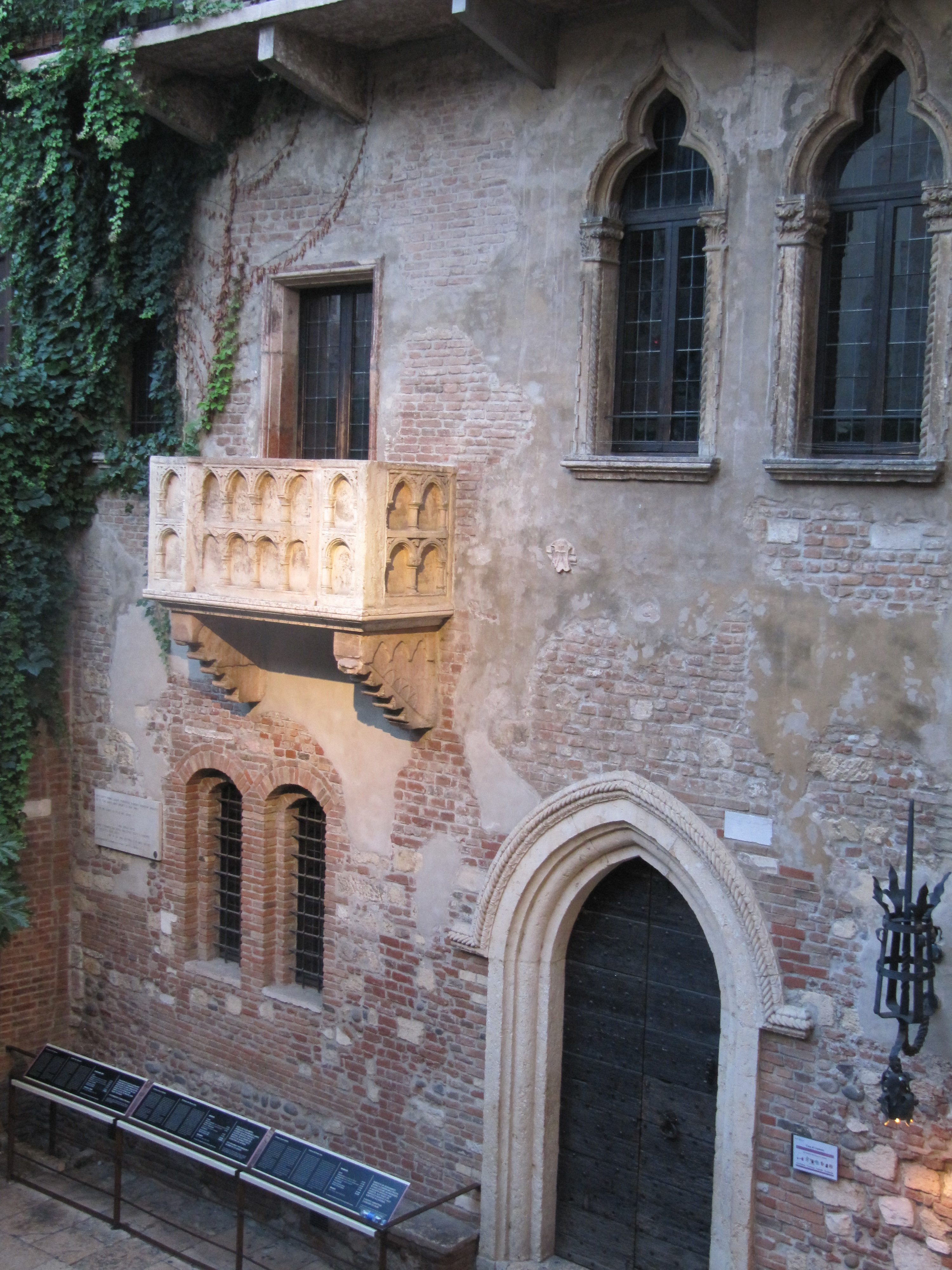 A letter to rosaline capulet in verona italy