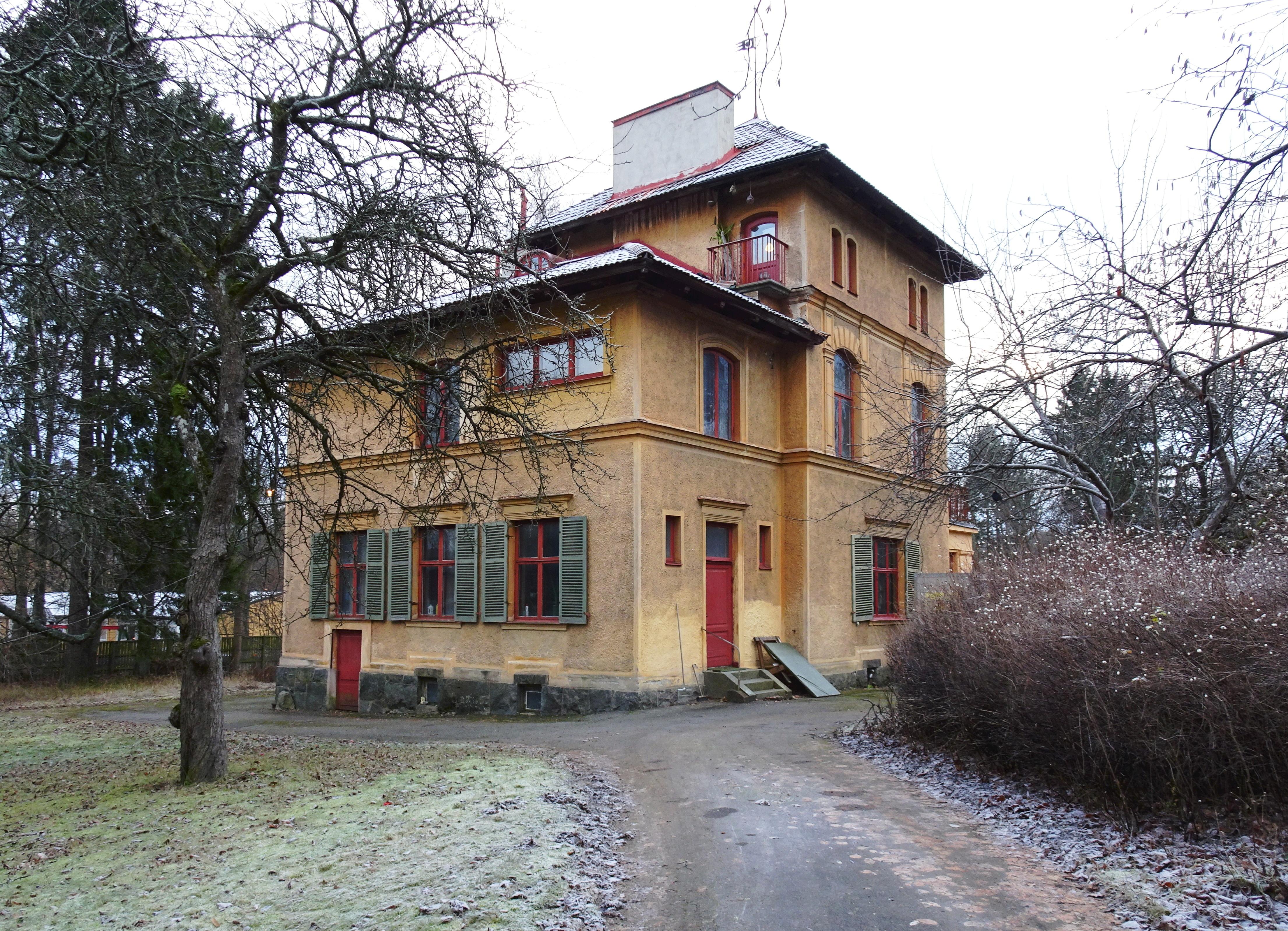 Villa snäckan   wikiwand
