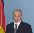 Vladimir Putin in Germany 25-27 September 2001-8 (cropped).jpg