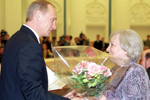 File:Vladimir Putin with Tatyana Lioznova-1.jpg