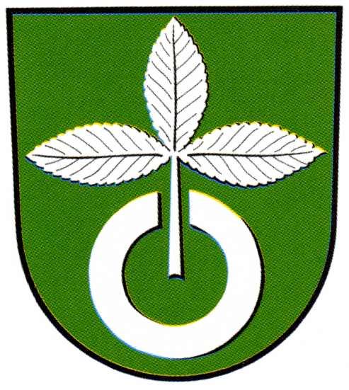 Wappen der Gemeinde Rühen